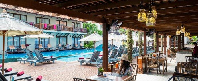 SEJUR Phuket, Thailanda - Hotel KHAOLAK ORIENTAL RESORT 4* (Adult Only) de la 599 EURO/pers. (9 zile/7 nopti) - Photo 12
