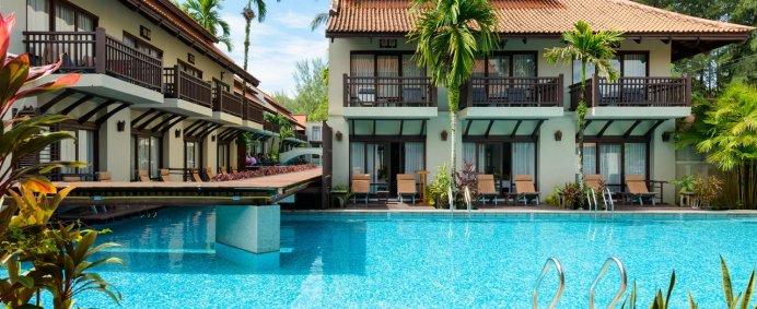 SEJUR Phuket, Thailanda - Hotel KHAOLAK ORIENTAL RESORT 4* (Adult Only) de la 599 EURO/pers. (9 zile/7 nopti) - Photo 8