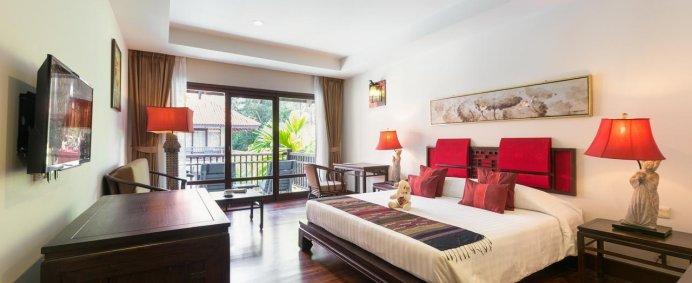 SEJUR Phuket, Thailanda - Hotel KHAOLAK ORIENTAL RESORT 4* (Adult Only) de la 599 EURO/pers. (9 zile/7 nopti) - Photo 3