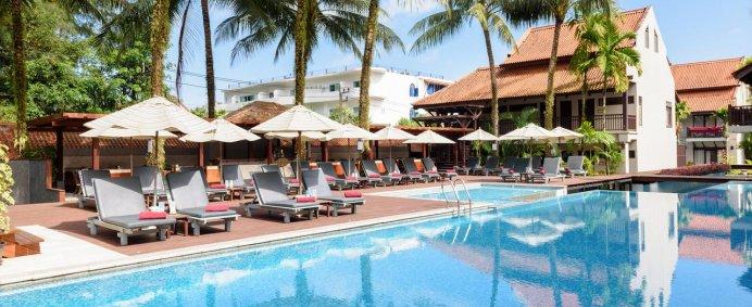 SEJUR Phuket, Thailanda - Hotel KHAOLAK ORIENTAL RESORT 4* (Adult Only) de la 599 EURO/pers. (9 zile/7 nopti) - Photo 2