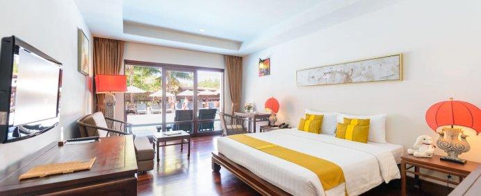 SEJUR Phuket, Thailanda - Hotel KHAOLAK ORIENTAL RESORT 4* (Adult Only) de la 599 EURO/pers. (9 zile/7 nopti) - Photo 13
