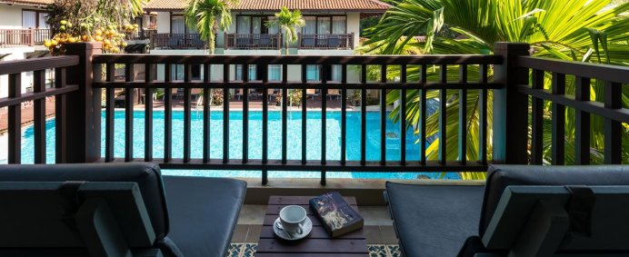SEJUR Phuket, Thailanda - Hotel KHAOLAK ORIENTAL RESORT 4* (Adult Only) de la 599 EURO/pers. (9 zile/7 nopti) - Photo 6