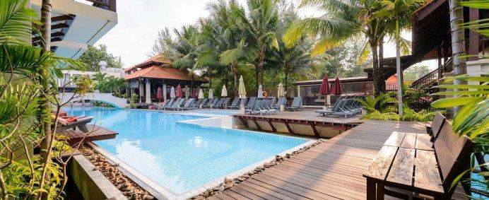 SEJUR Phuket, Thailanda - Hotel KHAOLAK ORIENTAL RESORT 4* (Adult Only) de la 599 EURO/pers. (9 zile/7 nopti) - Photo 4