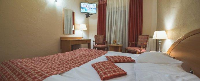 Craciun 2020 la Hotel BELVEDERE 3* - Predeal, Romania. - Photo 8