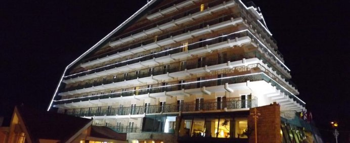 Craciun 2020 la Hotel BELVEDERE 3* - Predeal, Romania. - Photo 16