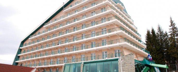 Craciun 2020 la Hotel BELVEDERE 3* - Predeal, Romania. - Photo 4