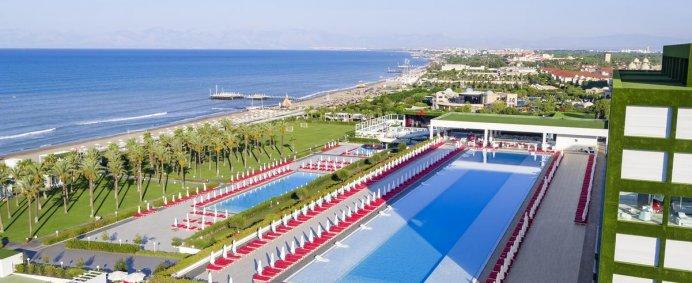 SEJUR 2021 la Hotel ADAM & EVE 5* - Belek, Turcia (Adult Only) de la 922 EURO/pers. Transport inclus din Bucuresti. - Photo 7