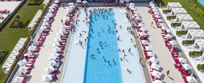 SEJUR 2021 la Hotel ADAM & EVE 5* - Belek, Turcia (Adult Only) de la 922 EURO/pers. Transport inclus din Bucuresti. - Photo 9